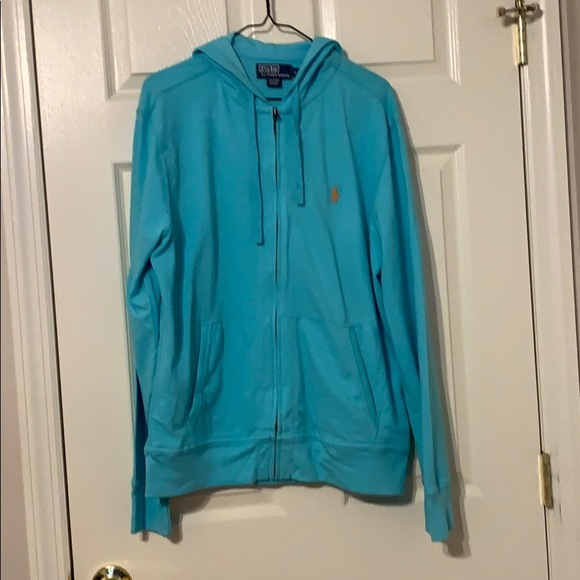 Polo by Ralph Lauren Other - Zippered hoodie